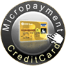 Icon Micropayment Kreditkarte